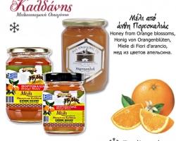 Μέλι από Άνθη Πορτοκαλιάς
